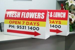 Fresh Flowers Roster