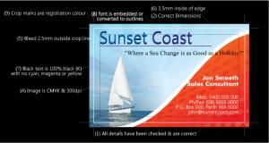 Sunset Coast Graphic Design