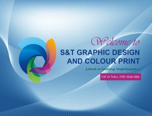 S&T Colour Print Slider