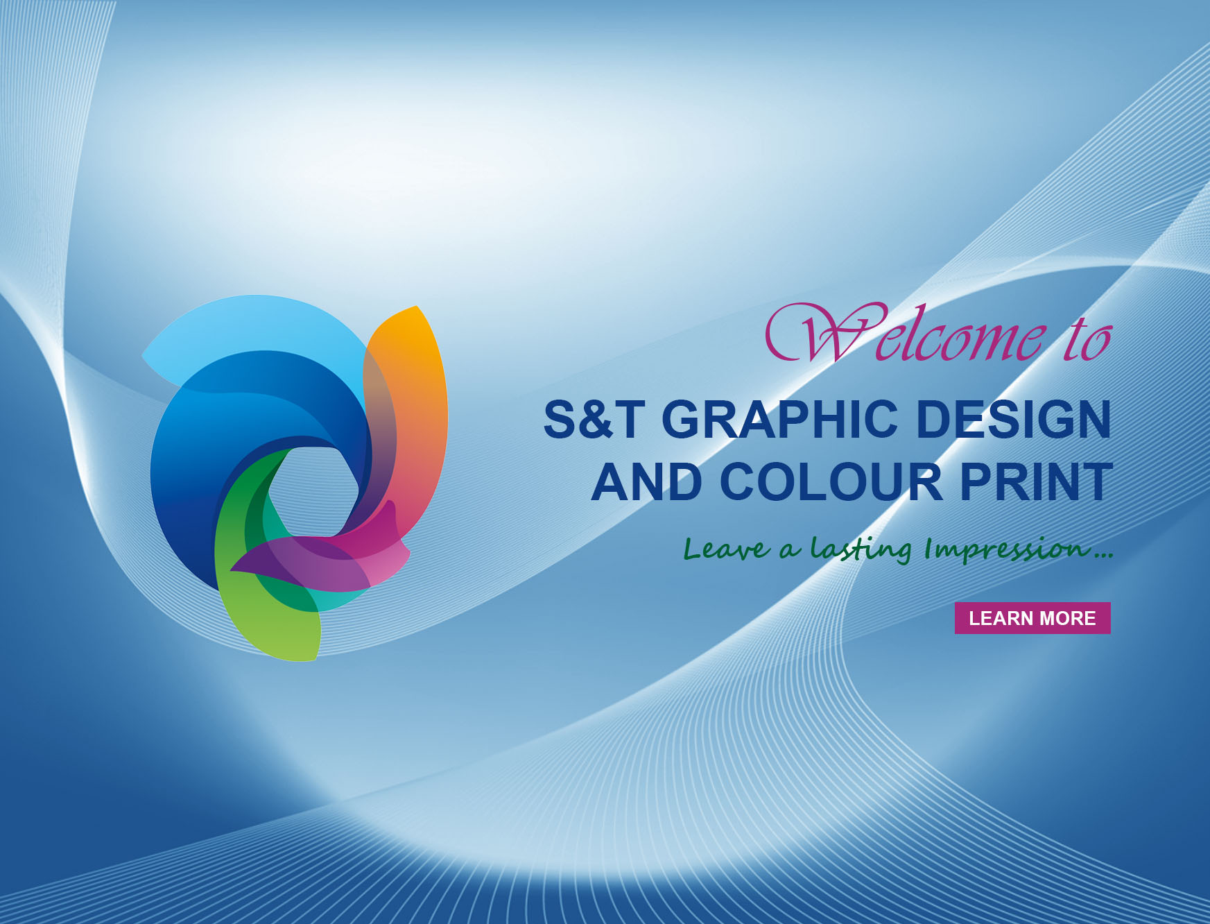 S&T Graphic Design and Colour Print Slider