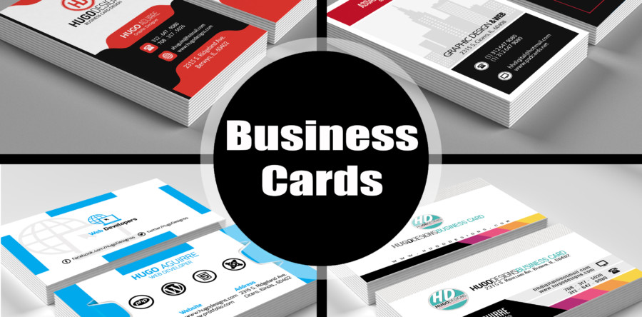 What Are The Common Business Cards Design Mistakes