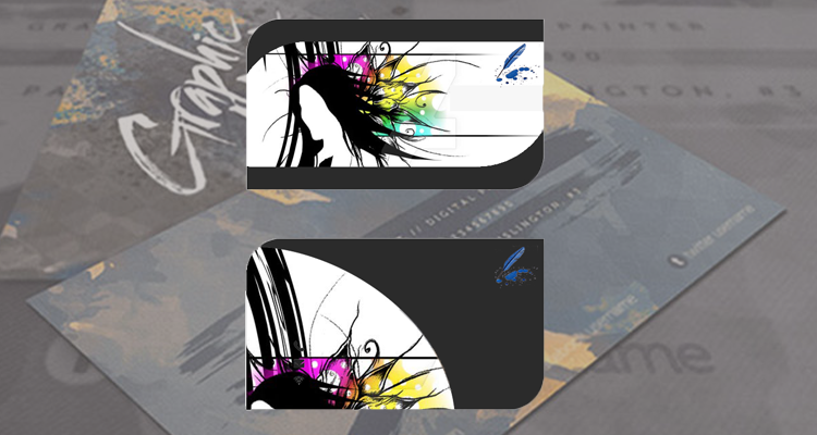 what should you include on artist business cards - Artist Business Cards