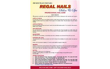 Regal Nails A5
