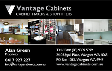 Vantage Cabinets BC
