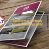Boost up your marketing with graphic design leaflet